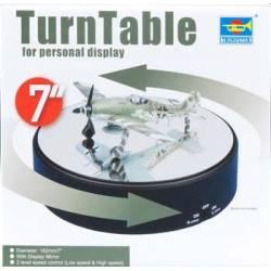Turntable.