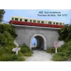 Puente de piedra. PN SUD MODELISME 8707
