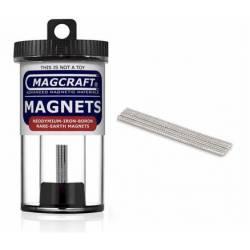 Disc magnets. 1,6 x 0,8 mm (x150). MAGCRAFT NSN0591