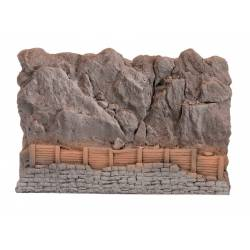 Avalanche barrier stone. NOCH 58152
