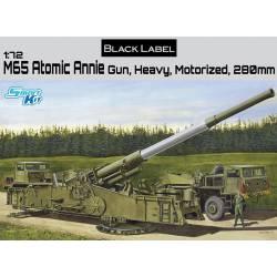 "Cañón Atómico M65 ""Annie"" de 280 mm. DRAGON 7484"