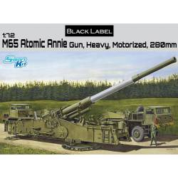 M65 Atomic Annie Gun, Heavy Motorized 280mm. DRAGON 7484