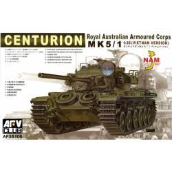 Centurion M K5/1. Vietnam version.