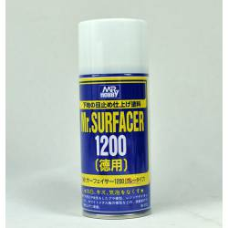 Mr Surfacer 1200, Spray. MR HOBBY B515