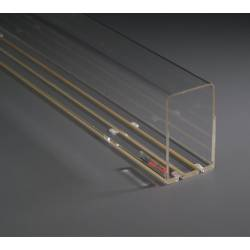 "Expositor ""Vision"", 120 cm. TRAIN SAFE TSV-H02L-120-S"