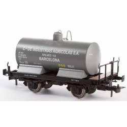 Cisterna unificada, Industrias Agrícolas. KTRAIN 0712J