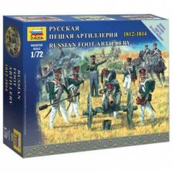 Russian artillery. ZVEZDA 6809