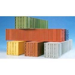 Container 40ft. KIBRI 10922