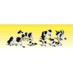 Vacas. WOODLAND SCENICS A2187