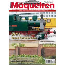 Revista Maquetren, nº 264. Febrero 2015