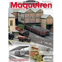 Revista Maquetren, nº 263. Enero 2015