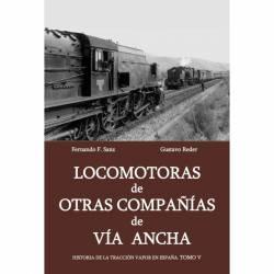 Locomotoras de otras compañías de vía ancha