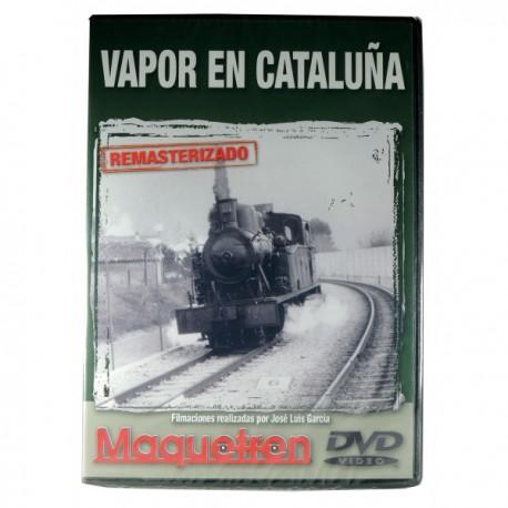 DVD - Vapor en Cataluña
