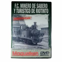 DVD - F.C. Minero de Sabero y turístico de Riotinto