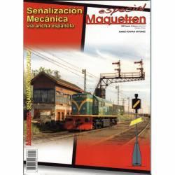 Especial Maquetren: Señalización Mecánica Vía Ancha