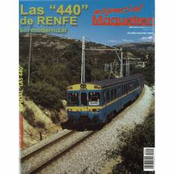 Especial Maquetren: Las 440 de Renfe sin modernizar