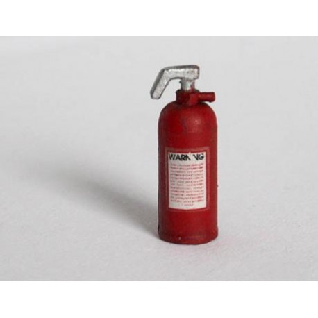 Fire-extinguishers (x3). PLUS MODEL EL005