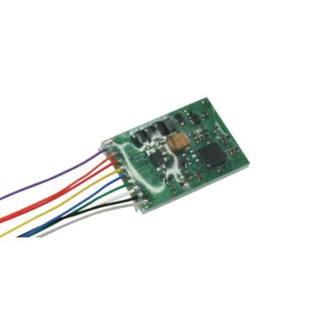 LokPilot Standard DCC, with 8 pins connector. ESU 53611
