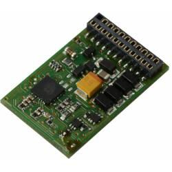 Decoder LokPilot Standard DCC, 21 pins. ESU 53614