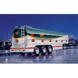 """Heavy tank trailer """"Topas"""". ITALERI 3731"""
