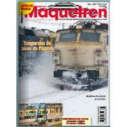 Revista Maquetren, nº 266. Abril 2015