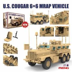US Cougar 6x6.