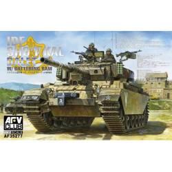 """IDF Sho't Kal Dalet, """"Centurion"""". AFV CLUB 35277"""