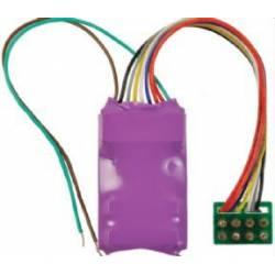 Decoder E-Z-Command 8 pins. BACHMANN 36-555