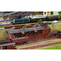 Coal spill platform. FALLER 222163