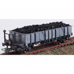 "Vagón abierto borde medio tipo ""X1"". KTRAIN 0704K"
