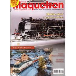 Revista Maquetren, nº 267. Mayo 2015