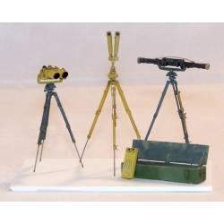 Equipos de óptica alemanes, WWII. PLUS MODEL 388