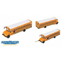 School bus. WALTHERS 949-11701