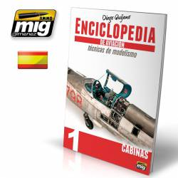 Enciclopedia modelismo de aviación. AMIG. Vol.1: Cabinas