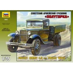Soviet army truck.