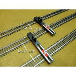Adjustable Parallel Tracks Tool.