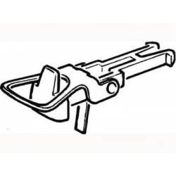 Enganche estándar para cajetín NEM. LILIPUT 939101U