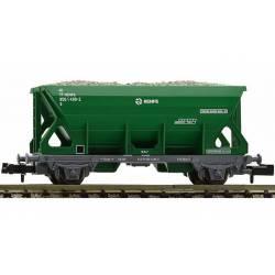 Talbot-ballast wagon, RENFE.