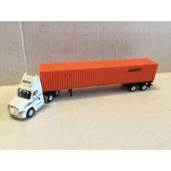 Cascadia day cab w/trailer. TRUCKS SPT850