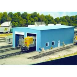 Taller de locomotoras. PIKESTUFF 541-0008