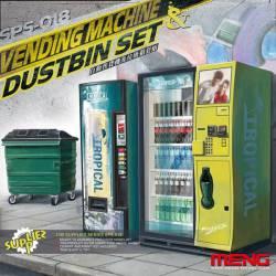 Máquinas de bebidas y contenedores. MENG SPS-018
