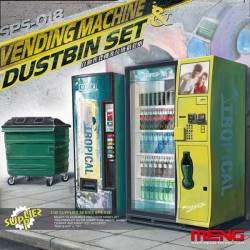Vending machine. MENG SPS-018