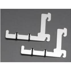 Two aluminium support points (x2). TRAIN SAFE TBA-H0