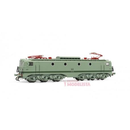 Electric locomotive RENFE class 8634. Sound. ELECTROTREN 2743S