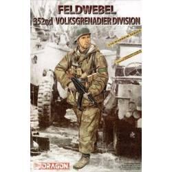 Suboficial de la 352º División.