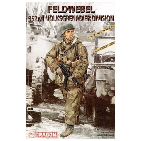 Suboficial de la 352º División. DRAGON 1629