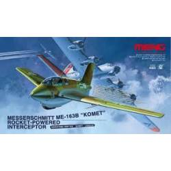 Messerschmitt Me163B Komet. MENG QS-001