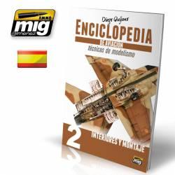 Enciclopedia modelismo de aviación. Vol.2: Interiores y montajes