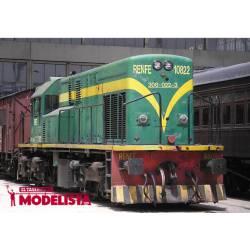 Locomotora diésel 308-022-3 RENFE. STARTRAIN 60924