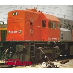 Locomotive 308-023-1 RENFE Cargas. STARTRAIN 60925